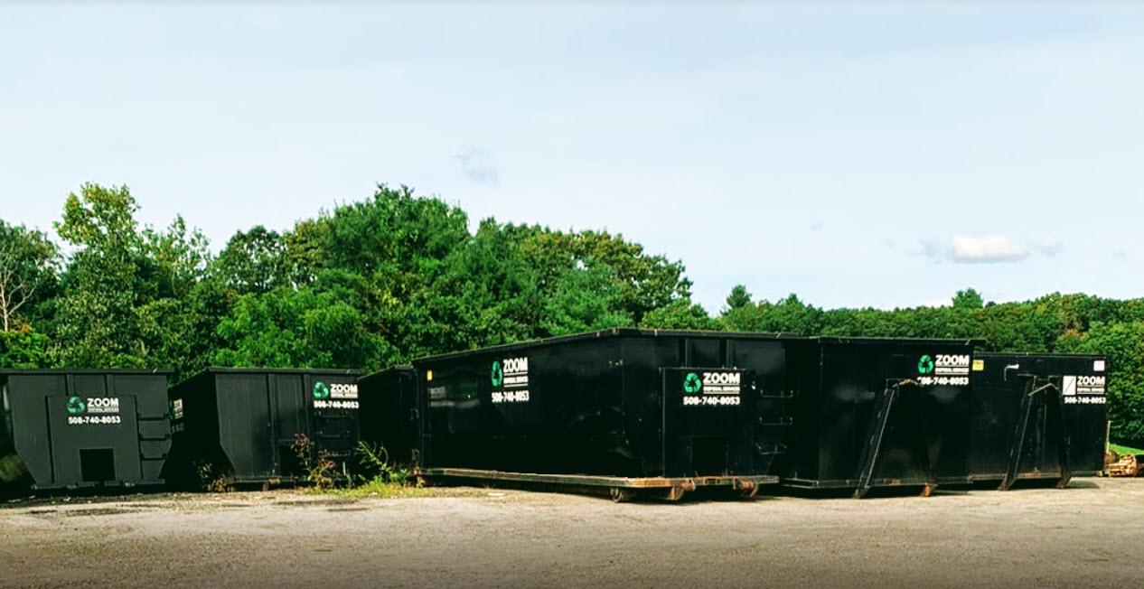 dumpster rental prices Dedham MA