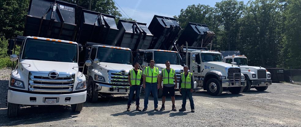 local roll off dumpster rental services Marlborough ma