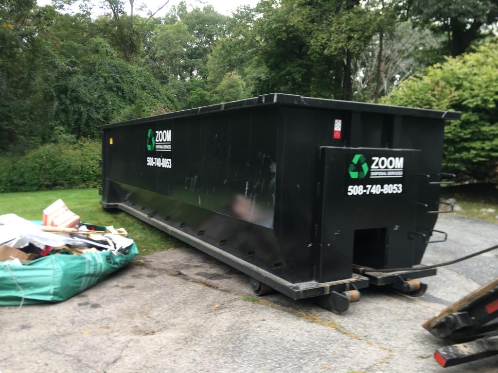 local roll off dumpster rental services Mendon MA