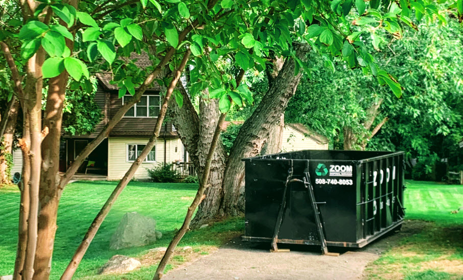 local roll off dumpster rental services Millis MA