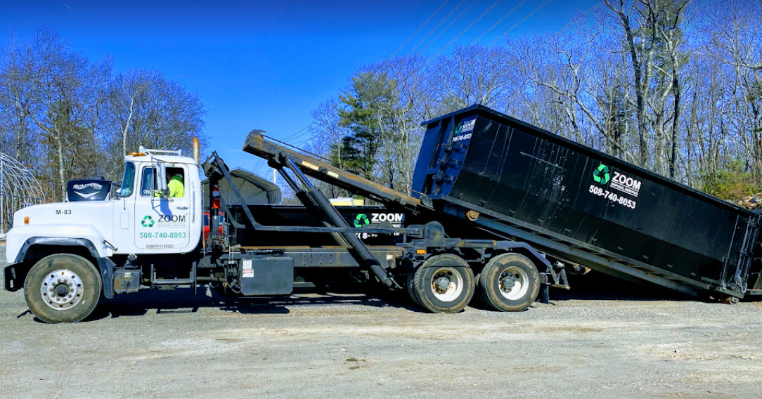 roll off dumpster rental services Medfield MA